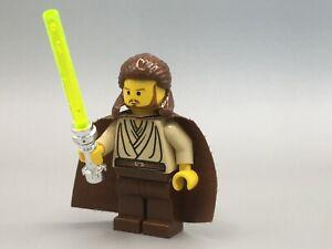 LEGO® Star Wars Figur 7101 7204 Qui - Gon - Jinn SW 0027