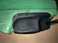 Kydex Trigger Guard for Glock 43x Black
