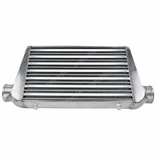 "3"" Inlet & Outlet Tube&Fin FMIC Intercooler 25x11.75x3 For RX7 RX8 Mazda"
