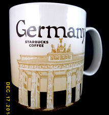 New Starbucks City Coffee Mug Germany Global Icon City Collector Series Mug