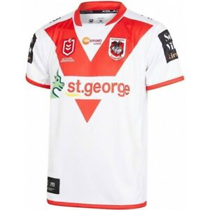 St George Dragons Home Jersey Mens, Womens & Junior Sizes NRL XBlades SALE 19