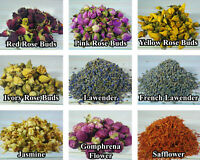 Dried Flowers & Petals 60+ Types! Wedding Confetti Rose Petals Dried Lavender