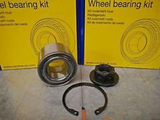 REAR WHEEL BEARING KIT FOR FORD	FIESTA MK5 01-08 1.25 1.3 1.4 1.6 TDCI JH JD