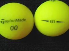 "10 TAYLORMADE - ""PROJECT ""S"" -""YELLOW""- 2018/19 MODEL - Golf Balls - ""PEARL/A"""