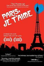 Paris, Je T'Aime (Paris, I Love You) NEW!