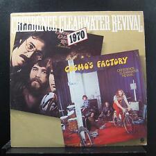 Creedence Clearwater Revival - 1970 2 LP VG+ CCR-70 Fantasy 1978 Vinyl Record