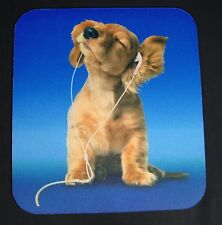 """Mouse Pad Mousepad Golden Retriever Puppy Dog """"Now This is Nirvana"""""""