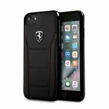 Genuine Ferrari 488 Heritage  Leather Case Cover For iPhone 8 & 7