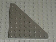 LEGO Star Wars OldDkGray Plate 8 x 8 ref 30504 / Set 10221 4720