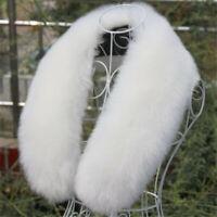 Ladies Fashion Faux Fur Collar Scarf Fluffy Winter Shawl Wrap Stole Scarfs