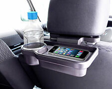 New Seat Back Cup Holder Storage Holder Mobile Holder Tray Car Accessories