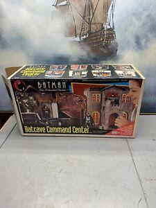 Batman the animated series Batcave Command Center Original Toy Box