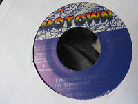 The Originals 45 Everybody's Got to Do Something Motown 1379 Crossover Soul