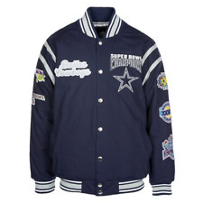 8722c4ef9 NFL Dallas Cowboys All Time VSTY Jacket Super Bowl Champions Medium