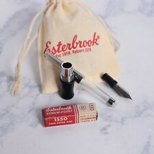 Esterbrook Estie Mv Vintage Füllfederhalter-schreibspitze Adapter Set ES-E100