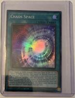 Chaos Space 1st Edition Super Rare TOCH-EN009 Yu-Gi-Oh!