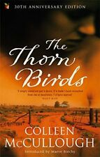 The Thorn Birds, Colleen McCullough, Very Good condition, Book