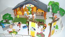 Älteres Playmobil Reiterhof 3120  komplett mit Plan und OVP