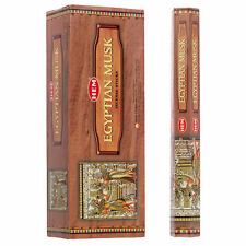 Hem Incense Egyptian Musk 120 Incense sticks Free shipping
