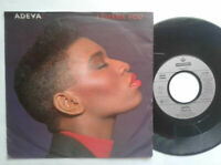 """Adeva / I Thank You 7"""" Single Vinyl 1989 mit Schutzhülle"""