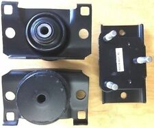 3PC ENGINE AND TRANSMISSION MOUNTS FOR 2005-2014 NISSAN XTERRA 4.0L 4WD