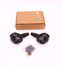 Wellgo WPD-823 Mountain Bike Pedals Black SPD Clipless with Cleats NEW