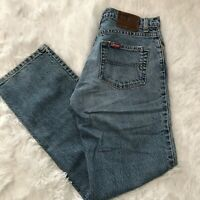 Ralph Lauren Polo Jeans Company Womens Size 2 X 30 Relaxed Blue Denim Jeans EUC