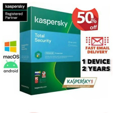 Global Security  Kaspersky 2021 Antivirus 1 PC Device 1 Year Windows Mac Android