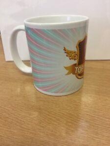 048 - TOP MUM - Funny Novelty gift 11oz Mug