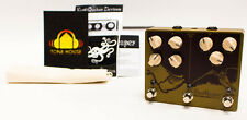 EarthQuaker Devices Hoof Reaper V2 Dual Fuzz Octave Guitar Effect Pedal NEW