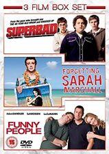 Funny People/Superbad/Forgetting Sarah Marshall [DVD][Region 2]