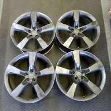 "1 SET 20""X8"" 2010 2011 2012 CHEVY CAMARO OEM Factory Wheels Rims BLACK 5444 5446"