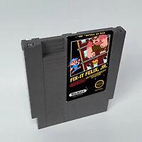 Fix-It Felix JR 72 pins 8 bit Game Cartridge Card For Nes Nintendo US Version