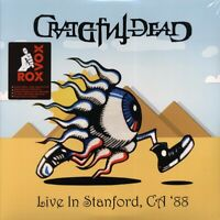SEALED NEW LP Grateful Dead - Live In Stanford, CA '88