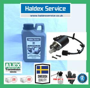 genuine Skoda,VW Audi Haldex AWD feeder pump oil kit rear axle clutch 2 gen