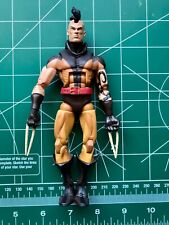 Marvel Legends Arnim Zola BAF Series Daken Dark Wolverine Unmasked Variant Loose