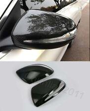 Chrome Side Mirrors Cover Trim for 14-17 Mercedes Benz V-Class W447 Mirror Fiber