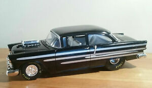 1955 CHEVY '55 CHEVY BEL AIR 1/24 DIECAST HOT ROD POWER TOUR R/CHAMPS 1/4,998