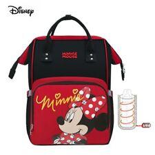 Disney Wickeltasche Wickelrucksack 2020 Minnie Rucksack Baby Windeln Kinderwagen