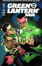 Green Lantern Saga N°6- Urban Comics- D.C. Comics - Novembre 2012