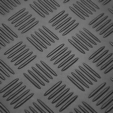 4m² Riffelblechmatte Gummimatte 1,50 x 2,67m, 3mm