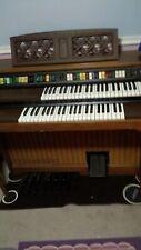 Lowery Genie 44 Electric Organ