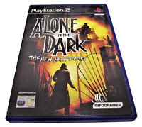 Alone In The Dark The New Nightmare PS2 PAL *No Manual*
