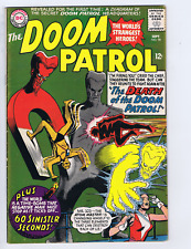 Doom Patrol #98 DC 1965
