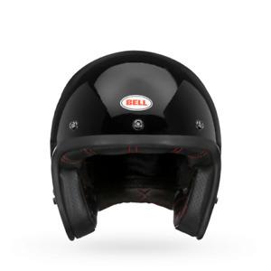 Casque Helm Helmet Bell Custom 500 Dlx Solid Brillant Black TAILLE S 7050062