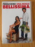 pieraccioni dvd Una Moglie Bellissima Italian import region 2 dvd