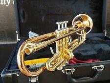 John Packer 251SW lacquer/rose Bb Trumpet - Inter/Pro