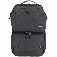 Case Logic FLXB-102 Reflection Universal Backpack DSLR Cameras iPad Tablet Grey