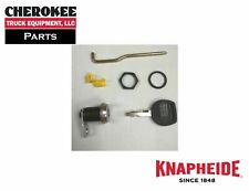 Knapheide 26100396, Replacement Lock & Key Kit for Rotary Latches, Key Code 0007