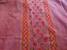 neuf 4m,80x1,10 sari ou tenture murale